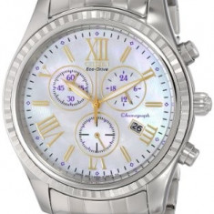 Citizen Women's FB1360-54D Eco-Drive Stainless Steel | 100% original, import SUA, 10 zile lucratoare af22508 - Ceas dama Citizen, Analog