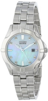 Citizen Women's EW1930-50D Diamonds Analog Display | 100% original, import SUA, 10 zile lucratoare af22508 foto