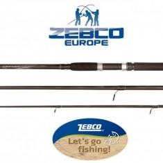 Lanseta pescuit la crap de la firma - ZEBCO - 3.6m - 3 tronsoane, Lansete Crap, Numar elemente: 3