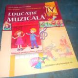 MANUAL EDUCATIE MUZICALA CLASA IV