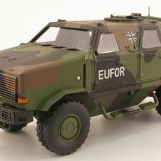 2874.Macheta Allschutz Transport Fahrzeug DINGO PREMIUM CLASSXXS scara 1:35 - Macheta auto