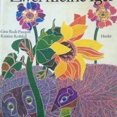 ZWEI KLEINGE IGEL (carte pentru copii in limba germana) - Carte educativa