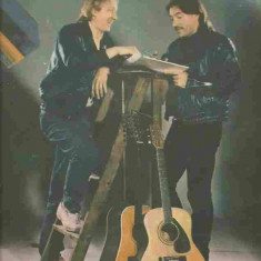 STEFAN HRUSCA, VASILE SEICARU (DISC DE VINIL, LP) - Muzica Folk