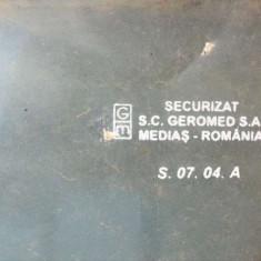 Sticla/geam de sera securizat