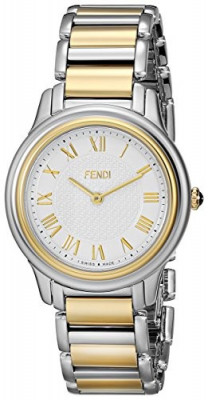 Fendi Women's F251134000 Classico Analog Display | 100% original, import SUA, 10 zile lucratoare af12408 foto