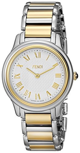 Fendi Women's F251134000 Classico Analog Display | 100% original, import SUA, 10 zile lucratoare af12408 foto mare