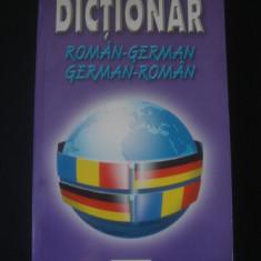 CONSTANTIN TEODOR - DICTIONAR ROMAN GERMAN * GERMAN ROMAN - Curs Limba Germana