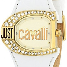 Just Cavalli Women's R7251160575 Logo Quartz | 100% original, import SUA, 10 zile lucratoare af22508 - Ceas dama Just Cavalli, Analog
