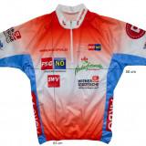 Tricou bicicleta ciclism TEASPO tesatura fagure (dama L) cod-172336 - Echipament Ciclism, Tricouri