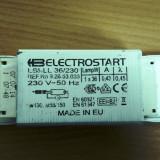 Balasturi noi ELECTROSTART pt. aparate cu tub fluorescent 36W - Tub neon