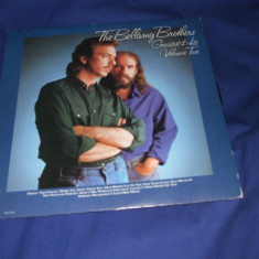 Bellamy Brothers - Greatest Hits Volume Two (1986, Curb) Disc vinil LP original - Muzica Country