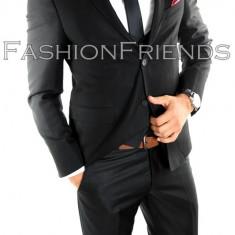 Costum tip ZARA - sacou + pantaloni - costum barbati casual office - 5000, Marime: 46, Culoare: Din imagine