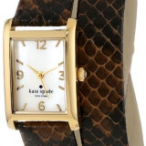 Kate spade new york Women's 1YRU0291 | 100% original, import SUA, 10 zile lucratoare af22508 - Ceas dama Kate Spade, Elegant, Quartz, Analog