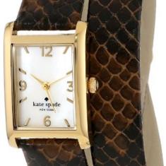Kate spade new york Women's 1YRU0291 | 100% original, import SUA, 10 zile lucratoare af22508 - Ceas dama Kate Spade, Analog