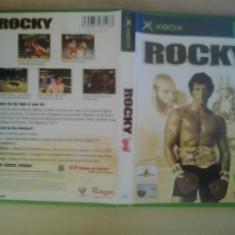 Rocky - Joc XBox classic (GameLand) - Jocuri Xbox, Actiune, 12+, Multiplayer