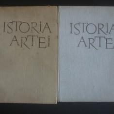 MIHAIL V. ALPATOV - ISTORIA ARTEI 2 volume - Carte Istoria artei