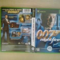 Joc XBox classic - James Bond 007 Nightfire - (GameLand - sute de jocuri) - Jocuri Xbox, Actiune, 12+, Multiplayer