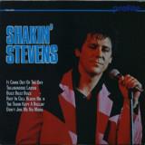 Shakin' Stevens - Profile (1982, Strand) Disc vinil LP original, foarte rar!