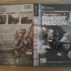 Tom Clancy's Ghost recon - Joc XBox classic (Compatibil XBox 360)(GameLand), Shooting, 16+, Multiplayer