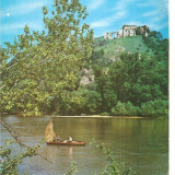CPI (B5472) CARTE POSTALA - LIPOVA. CETATEA SOIMUS, 1971 - Carte Postala Transilvania dupa 1918, Circulata, Fotografie