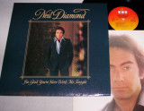 Neil Diamond - I'm Glad You're Here With Me Tonight  Disc vinil LP original
