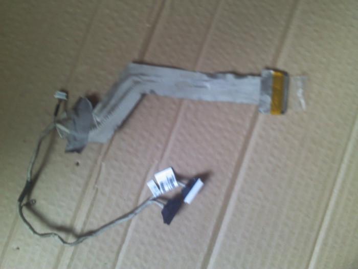 cablu display ecran HP Compaq 540 550 6520S 6720S 456802 495385-001 F500 F700