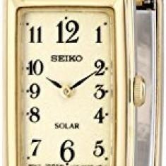 Seiko Women's SUP244 Stainless Steel Solar | 100% original, import SUA, 10 zile lucratoare af22508 - Ceas dama