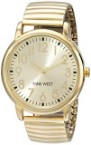 Nine West Women's NW 1676CHGB Easy | 100% original, import SUA, 10 zile lucratoare af22508, Casual, Quartz, Analog, Nine West