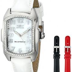 Invicta Women's 13612 Lupah Crystal-Accented Watch | 100% original, import SUA, 10 zile lucratoare af22508 - Ceas dama