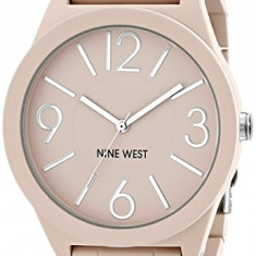Nine West Women's NW 1679PKPK Matte | 100% original, import SUA, 10 zile lucratoare af22508 - Ceas dama Nine West, Analog