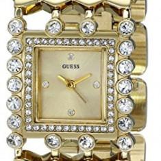 GUESS Women's U0574L2 Feminine Jewelry-Inspired Gold-Tone | 100% original, import SUA, 10 zile lucratoare af22508 - Ceas dama Guess, Analog