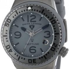 Swiss Legend Women's 11044P-PHT-014 Neptune Grey   100% original, import SUA, 10 zile lucratoare af22508 - Ceas dama Swiss Legend, Casual, Quartz, Analog