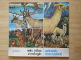 N. SAFTOIU--MIC ATLAS ZOOLOGIC - ANIMALE DOMESTICE