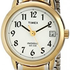 Timex Women's T2H491 Easy Reader Two-Tone | 100% original, import SUA, 10 zile lucratoare af22508 - Ceas dama Timex, Analog