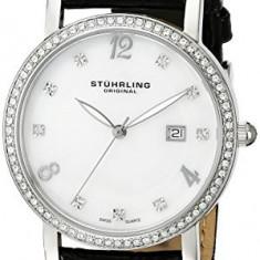 Stuhrling Original Women's 919 01 Classic | 100% original, import SUA, 10 zile lucratoare af22508 - Ceas dama Stuhrling, Elegant, Mecanic-Automatic, Analog