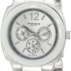 Akribos XXIV Women's AK641SS Ultimate Multi-Function | 100% original, import SUA, 10 zile lucratoare af22508 - Ceas dama Akribos, Casual, Quartz, Analog