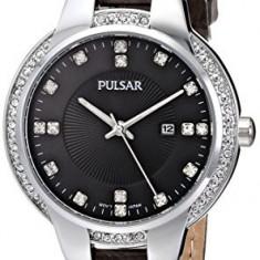 Pulsar Women's PJ2015 Analog Display Japanese | 100% original, import SUA, 10 zile lucratoare af22508 - Ceas dama Pulsar, Elegant, Quartz