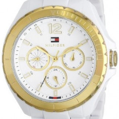 Tommy Hilfiger Women's 1781428 Gold-Tone Watch | 100% original, import SUA, 10 zile lucratoare af22508 - Ceas dama Tommy Hilfiger, Casual, Analog