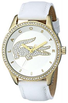 Lacoste Women's 2000820 Victoria Gold-Tone Stainless | 100% original, import SUA, 10 zile lucratoare af22508 foto