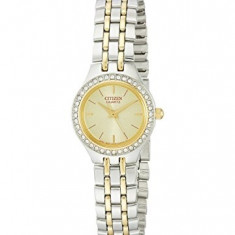 Citizen Women's EJ6044-51P Analog Display Japanese | 100% original, import SUA, 10 zile lucratoare af22508 - Ceas dama