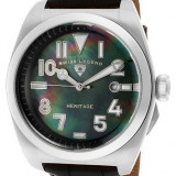 Swiss Legend Men's 20434-01MOP Heritage Black | 100% original, import SUA, 10 zile lucratoare af22508, Casual, Quartz, Swiss Legend