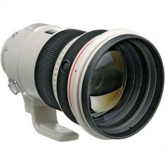 Canon 200mm f/2 IS nou - Obiectiv DSLR Canon, Super-tele, Autofocus, Canon - EF/EF-S, Stabilizare de imagine