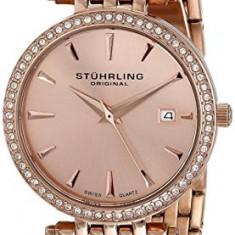 Stuhrling Original Women's 579 04 Soiree | 100% original, import SUA, 10 zile lucratoare af22508 - Ceas dama Stuhrling, Elegant, Analog