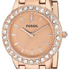 Fossil Women's ES3020 Jesse Rose Gold-Tone | 100% original, import SUA, 10 zile lucratoare af22508 - Ceas dama Fossil, Analog