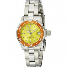 Invicta Women's 14097 Pro Diver Yellow | 100% original, import SUA, 10 zile lucratoare af22508 - Ceas dama Invicta, Casual, Quartz, Analog