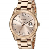Fossil Women's ES3587 Perfect Boyfriend Three-Hand | 100% original, import SUA, 10 zile lucratoare af22508 - Ceas dama Fossil, Analog