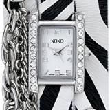 XOXO Women's XO5628 Zebra Patterned Band | 100% original, import SUA, 10 zile lucratoare af22508 - Ceas dama, Analog
