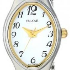 Pulsar Women's PC3272 Analog Display Japanese   100% original, import SUA, 10 zile lucratoare af22508 - Ceas dama Pulsar, Elegant, Quartz