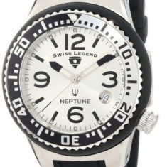 Swiss Legend Women's 11044P-02S-SLB Neptune Silver | 100% original, import SUA, 10 zile lucratoare af22508 - Ceas dama Swiss Legend, Analog