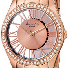 Kenneth Cole New York Women's KC4852 | 100% original, import SUA, 10 zile lucratoare af22508 - Ceas dama Kenneth Cole, Elegant, Analog